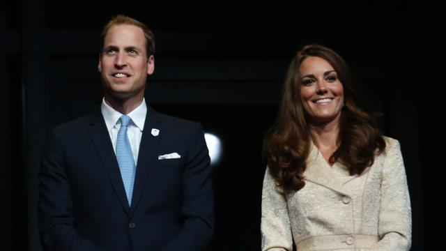 William and Kate prepare for island getaway