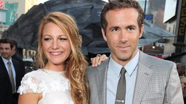 The details of Blake Lively and Ryan Reynolds' wedding