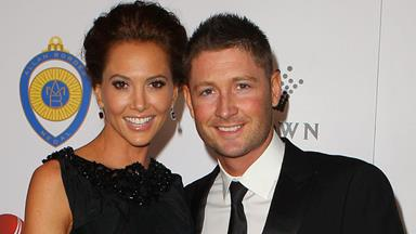 Michael Clarke and Kyly Boldy's love nest