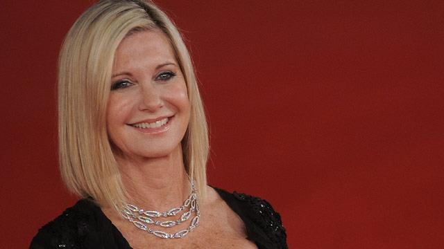 Olivia Newton John: My fight goes on