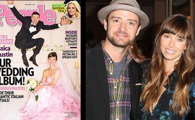 Justin Timberlake and Jessica Biel's wedding details