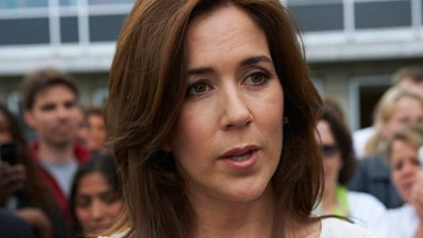 Princess Mary's car crash horror
