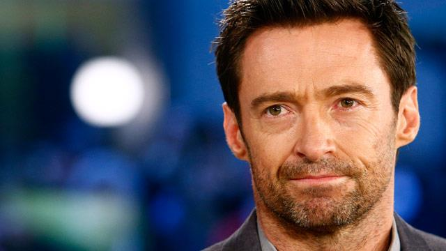 Hugh Jackman's tears for his dad