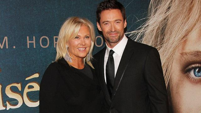 Hugh's heartache: Deb suffered multiple miscarriages
