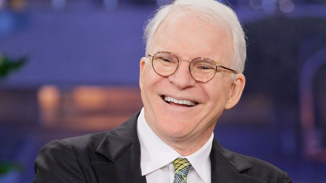 Steve Martin welcomes his first child