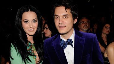 Katy Perry and John Mayer split – again!