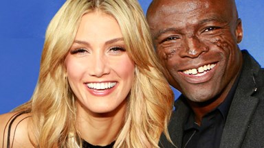 Delta and Seal: Yes, we're in love!