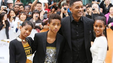 Will and Jada Smith 'don't believe in punishment'