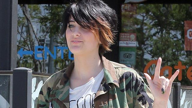 Paris Jackson rushed to hospital after suicide attempt