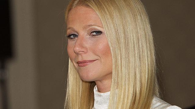 "Gwyneth Paltrow: ""Sex keeps me young"""