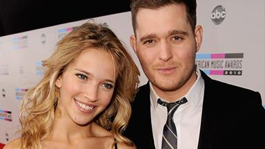 Michale Bublé talks first time fatherhood