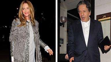 Nigella's ex Charles Saatchi starts dating Trinny Woodall