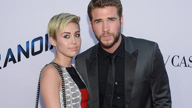 Miley and Liam: It's officially over