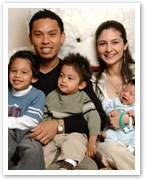 Melinda Cruz and her miracle babies