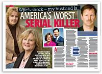 My husband is America's worst serial killer
