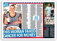 Crime special: This woman faked cancer for money