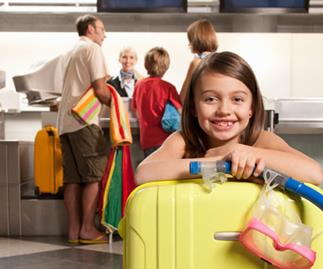 Budget family travel