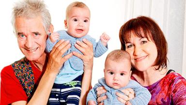 We're not the grandparents... We're the parents!