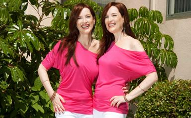 We're the world's only psychic twins