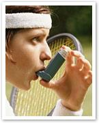 Adults with asthma