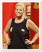Fiona's top dieting tip from *The Biggest Loser*