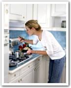 Healthy eating starts at home