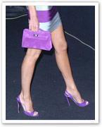 Victoria Beckham complains of 'granny feet'