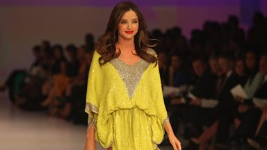 What's Miranda Kerr's health secret? Coconut oil!