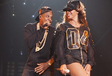 Beyonce and Jay-Z: Crazy in love