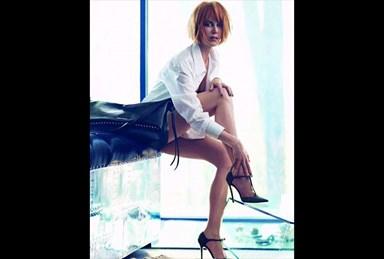 Nicole Kidman's saucy campaign