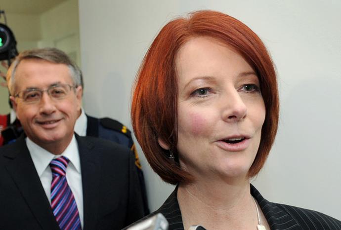 Julia Gillard Rede