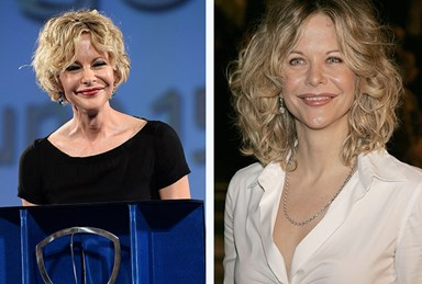 What's happened to Meg Ryan?