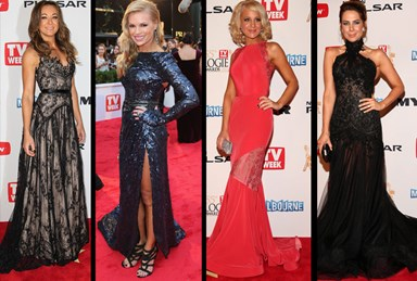 Logie Awards red carpet