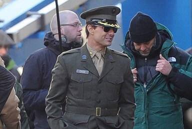 Tom Cruise: Call me Cage