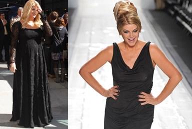 Kirstie Alley: I've lost 45 kilos!