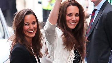 Kate and Pippa's beauty secrets