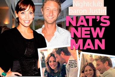 Natalie Imbruglia's new man!