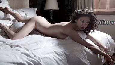 Catherine Zeta-Jone's sexy shoot