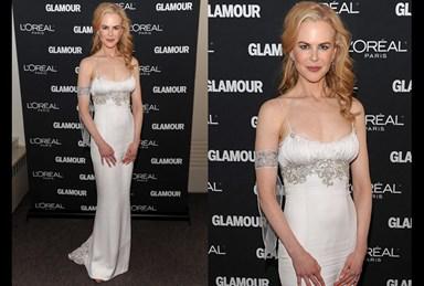 Queen of Couture Nicole Kidman