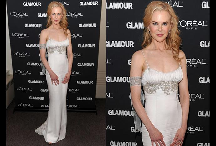Queen of Couture Nicole Kidman