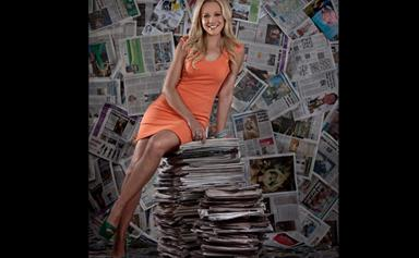 Carrie Bickmore TV's most stylish