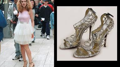 SJP sells Sex and the City shoes