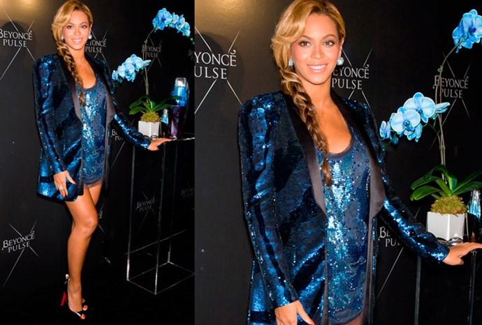 Beyonce's stunning maternity style