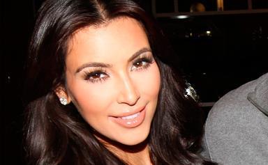 Get Kim Kardashian's lash look