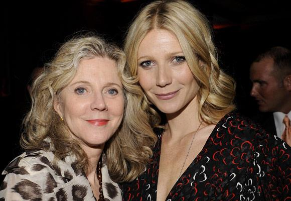 Gwyneth Paltrow and Blythe Danner are two of the most praised actresses in Hollywood. Blythe says one of the proudest moments in her live was when Gwyneth received an academy award for her role in *Shakespeare in Love*.   The pair have starred alongside each other in the television movie *Cruel Doubt* and in *Sylvia*.