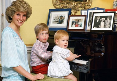 Remembering Princess Diana: A life in pictures