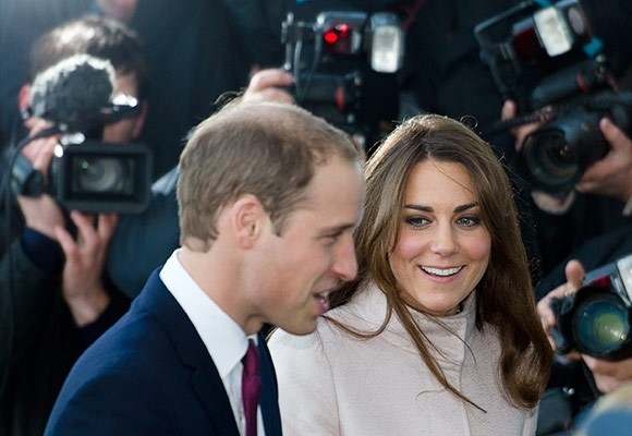 "As a young child Prince William greatly disliked the papperazzi, but his mother taught him to tolerate them saying they were ""part of his life"".    Prince William has however delivered a strong message that he will not tolerate his wife and unborn child to be hounded by photographers."