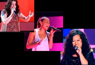 Unforgettable auditions on The Voice