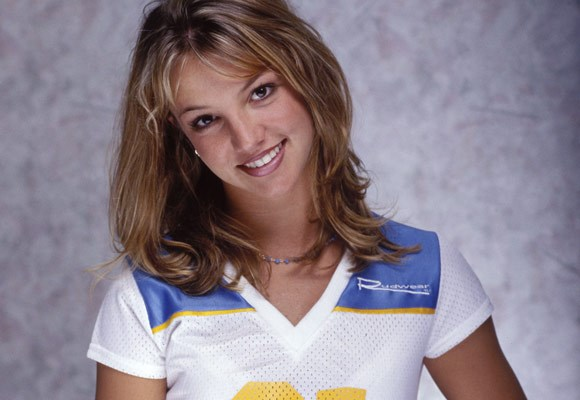 Who could forget Britney Spears when she first popped on to our radar in 1998 with her single 'Baby One More Time'.