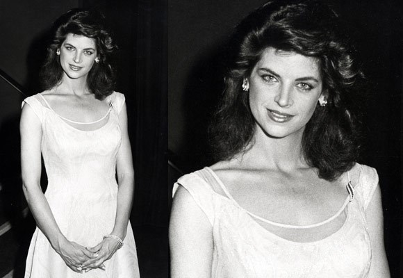 Kirstie Alley has transformed herself from this...